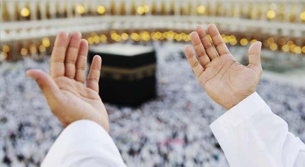 Ramazan ayında milyonlarca Müslüman Kabe ve Mescid-i Nebevi'ye akın ediyor