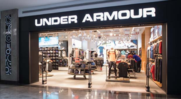 Under Armour'ın Türkiye'deki mağaza sayısı 18'e ulaştı