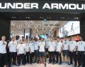 Under Armour'ın Türkiye'deki mağaza sayısı 19'a ulaştı