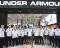 Darüşşafaka Basketbol Takımı'nın tüm oyuncu kadrosuyla; Under Armour mağazası açıldı