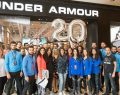 Under Armour, 20 ayda 20 mağazaya ulaştı
