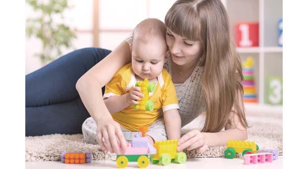 Uni Baby'den Oyna & Öğren serisi