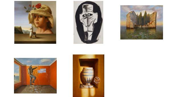 UNIQ Expo, Antonio Nunziante'nin olağanüstü eserlerine 2 Aralık'a kadar ev sahipliği yapacak