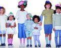 United Colors of Benetton ile çocuklar eğlenceli şekilde giyiniyor