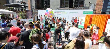 """United Colors of Benetton ile""""23 Nisan Çocuk Festivali""""ne davetlisiniz"""