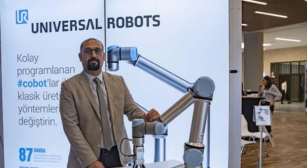 İnsanın yerini almayan, insanla beraber çalışan robotlar yükselişte