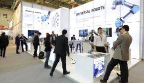 Universal Robots Türkiye WIN Fuarı'nda