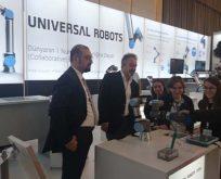 Universal Robots Robot Yatırımları Zirvesi'nde