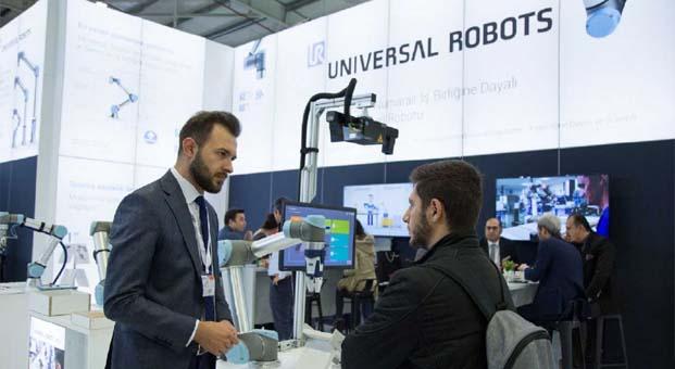 Universal Robots ile otomasyonun nabzı Bursa'da attı