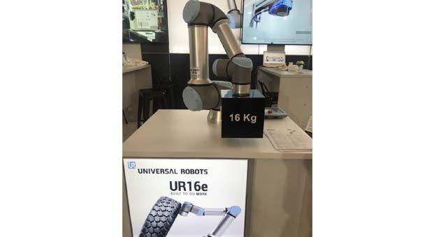 Universal Robots ilk kez Avrasya Ambalaj Fuari'nda