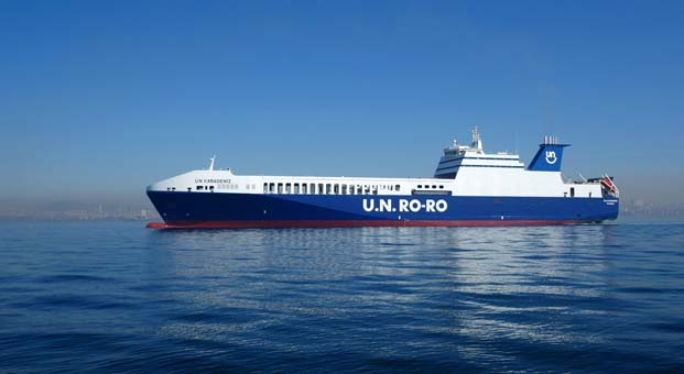 U.N. Ro-Ro'dan çevreyi korumak çin 300 milyon TL'lik yeni yatırım