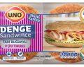 Bu yazı dengede geçirmek isteyenlere yeni lezzet:Uno Denge Sandwince Tam Buğdaylı ve Çiya Tohumlu