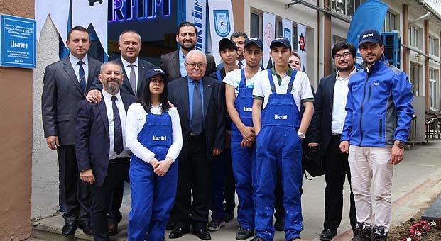 Urtim'le İsov'un sanayici okul işbirliği üçüncü yılına girdi