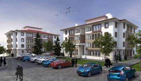 TOKİ'den Uşak Ulubey'e yöresel mimaride 126 konut