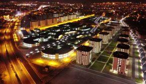 Türkiye'nin örnek Uşak Kentsel Dönüşüm Projesi'nde 75 dükkan satışa çıkıyor