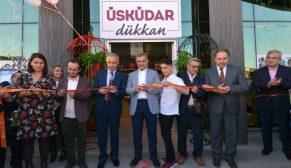 Dünyanın ve Türkiye'nin 'En İyi Dükkânı' Üsküdar'da açıldı