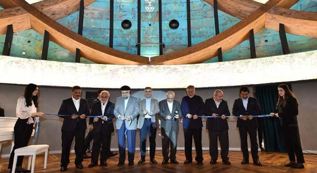 Ebru Sanatı ile Çin Hatt Sanatı Üsküdar'da buluştu