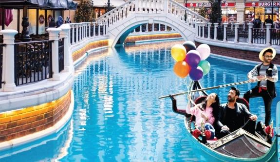 Venezia Mega Outlet'ten 100 TL alışveriş yapana ev kazanma fırsatı