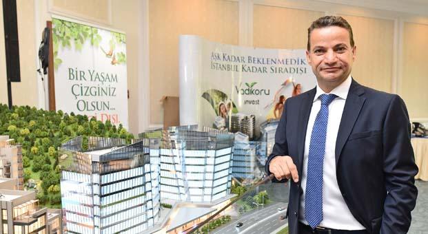 Invest İnşaat ayrıcalıklı hayatın kapılarını Vadikoru'da aralıyor