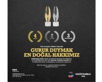 Hermes'ten Vadistanbul'a9 ödül birden