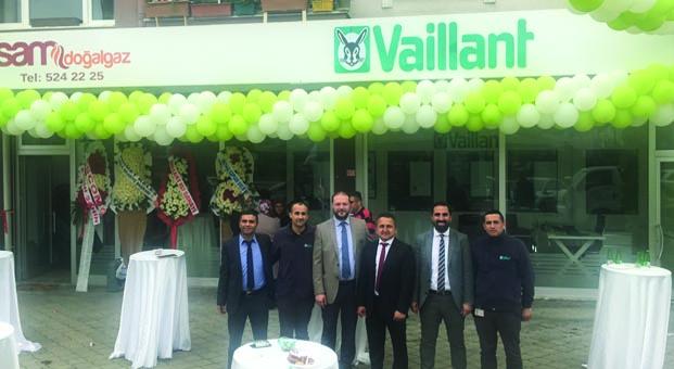 Vaillant iki yeni yetkili satıcısı ile Düzcelilere hizmet götürüyor