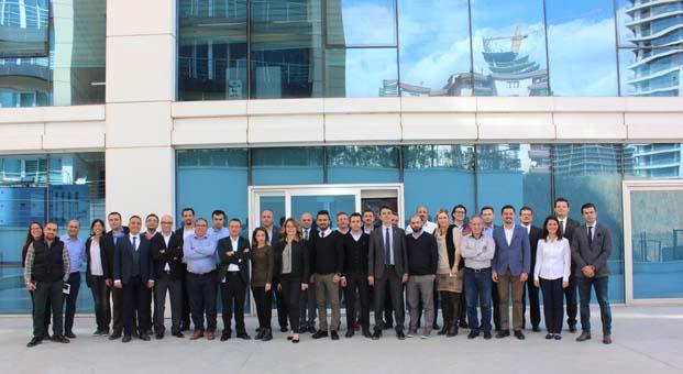 """Vaillant Group Türkiye """"İK Yollarda"""" programı ile çalışanlarıyla buluştu"""