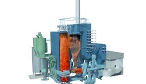 Kipaş'ın yeni fabrikasına Valmet kazan teknolojisi
