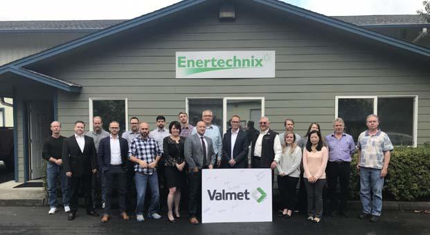 Valmet, Enertechnix'i satın aldı