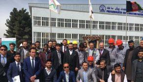 Vefa, know-how ihracatıyla ilk fabrikasını Afganistan devleti için kurdu