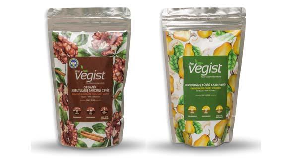 Vegist'ten üç yeni ürün daha