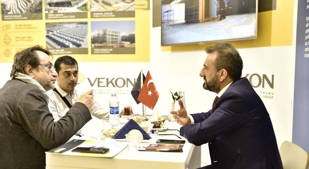 Vekon, know-how ihracatı ile sektöre değer katıyor
