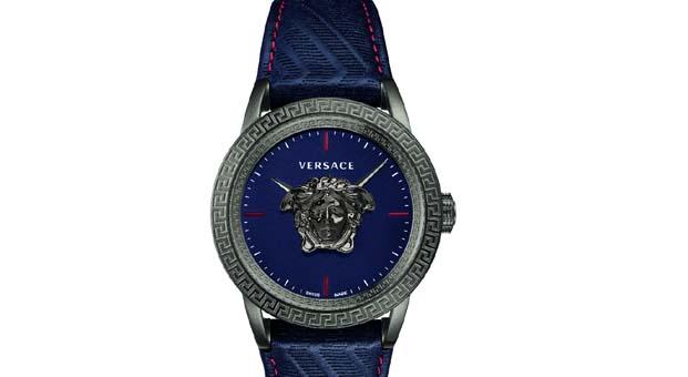 Versace Palazzo Empire saatlerinde maskülen etki