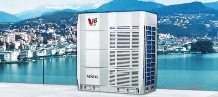 Vestel Proje Ortağım, V6 serisinin yeni VRF ürünlerini sektöre sunuyor