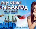 Vialand'de İrem Derici ile bayram coşkusu