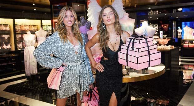 Victoria's Secret Hong Kong'da mağaza açtı