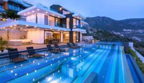 Turistlerin yeni gözdesikiralık villalarda geceleme yüzde 26,5 arttı