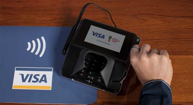 2018 FIFA Dünya Kupası'nda harcamaların yarısı temassız olarak gerçekleşti