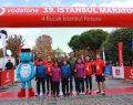 İstanbul'un 39 noktası maraton için birleşti