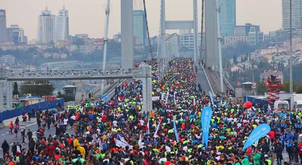 Vodafone 40. İstanbul Maratonu Halk Koşusu kayıtları 1 Kasım'da başlıyor