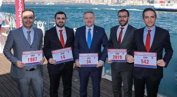 Vodafone 14. İstanbul Yarı Maratonu için geri sayım başladı