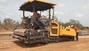 Senegal hızlı tren projesinde Volvo veYAPIRAYimzası