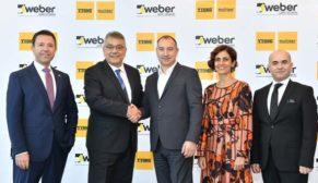 Weber ve Ytong uzmanlığı ile binalara yenilikçi bir mantolama çözümü geliyor