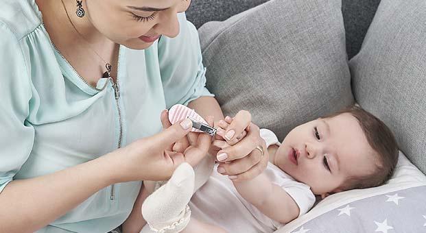 Bebeklerin kişisel bakımını kolaylaştıran ürünler bir arada