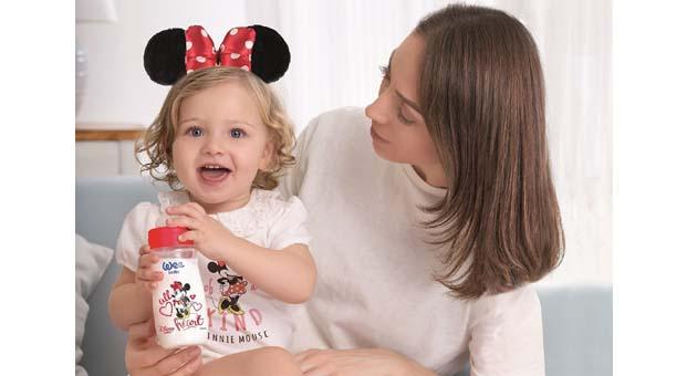 Mickey ve Minnie tasarımları şimdi Wee Baby'nin özel serisinde