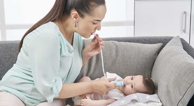 Bebeklerin burun temizliğinde nelere dikkat edilmeli?