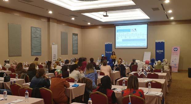 Wee Baby ASEF iş birliği toplantısı Gaziantep'teydi