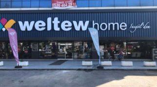 Weltew Home'dan 79. mağazaBursa Nilüfer'e