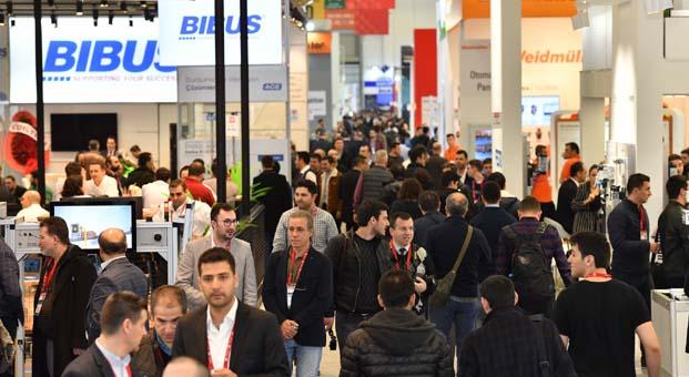 Dünya sanayii devleri İstanbul'da buluştu