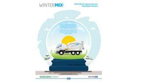 Betonsa'dan soğuğa meydan okuyan özel beton: Wintermix