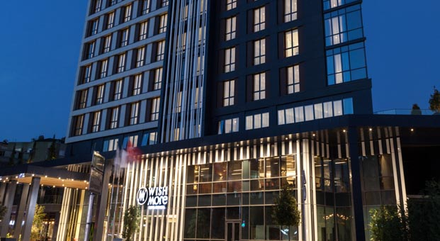 Wish More Hotel Istanbul'dan ramazan ziyafeti